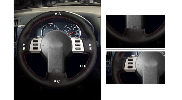 Steering Wheel Cover for Infinity FX & Nissan - Gadget My Car