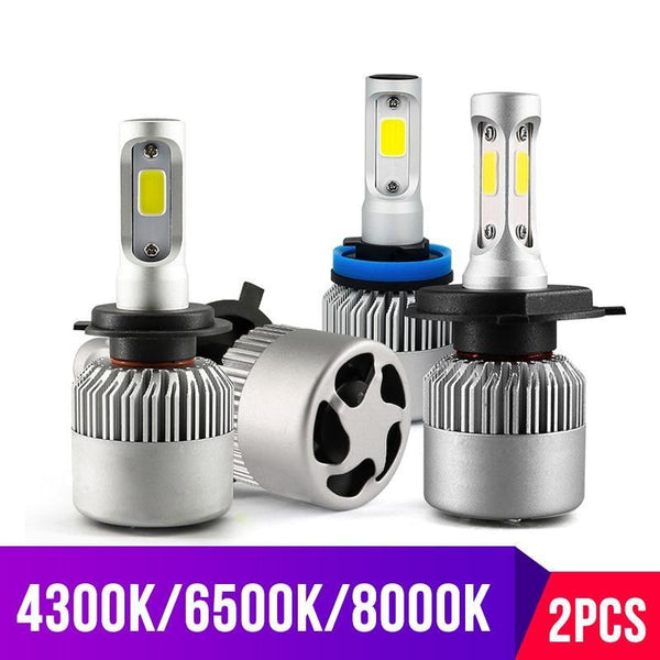 LED Car Headlight Bulbs - Gadget My Car