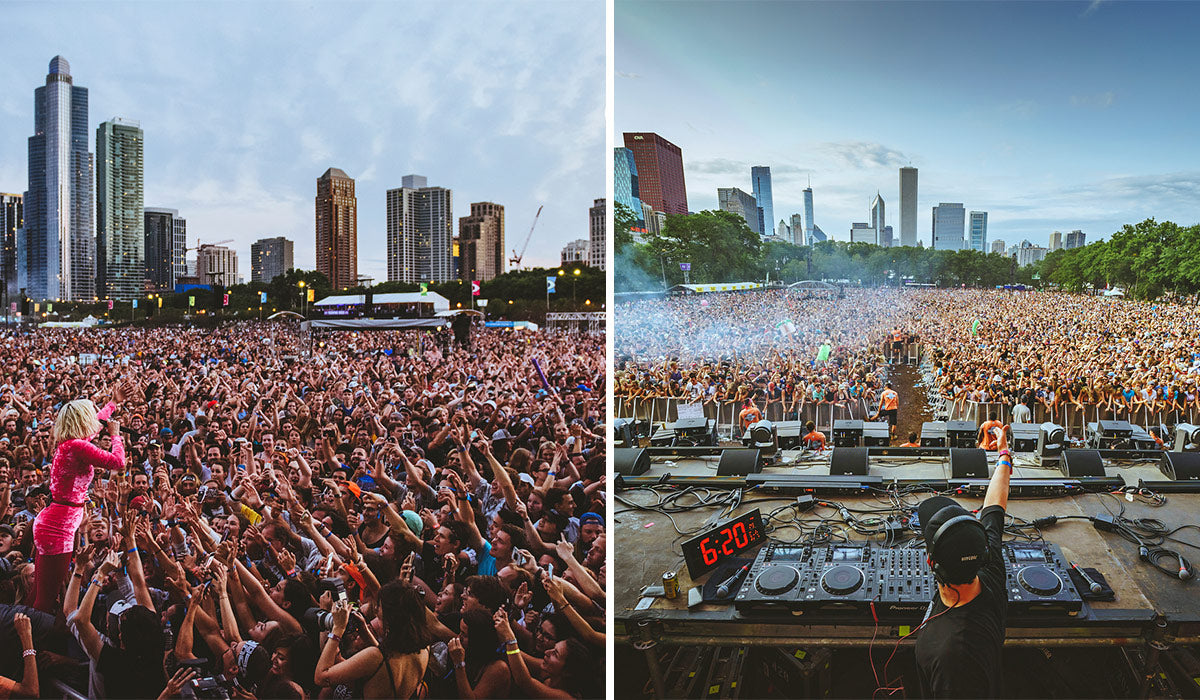 Lollapalooza, originated from Chicago, has also grown to host several editions in 7 other countries including France, Chilie and Stockholm.