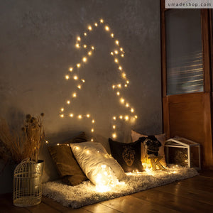 ★Shining Stars String Lights★ The Perfect Match with your Taiwan Map