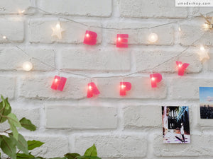Magic Words - Customize Your String Lights 🕊 💫