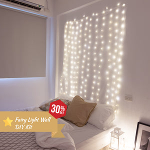 ☆ Fairy Light Wall DIY Kit ☆   30% off NOW