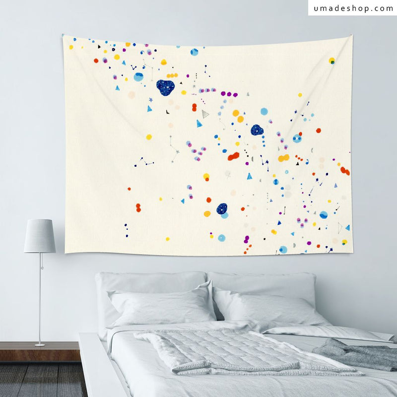 ★Wall Tapestry★ Fun Symbol - AWAI