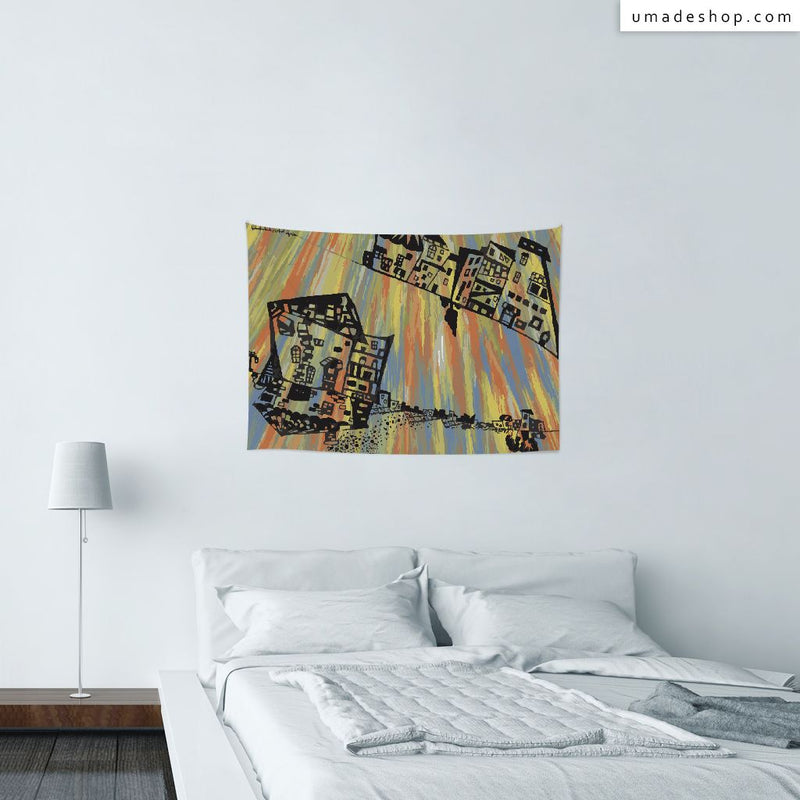 ★Wall Tapestry★ Shadow (Horizontal) - Glory Cheng