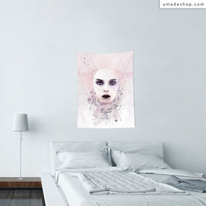 ★Wall Tapestry★I am Not Afraid of The Dark - Raphaël Vicenzi