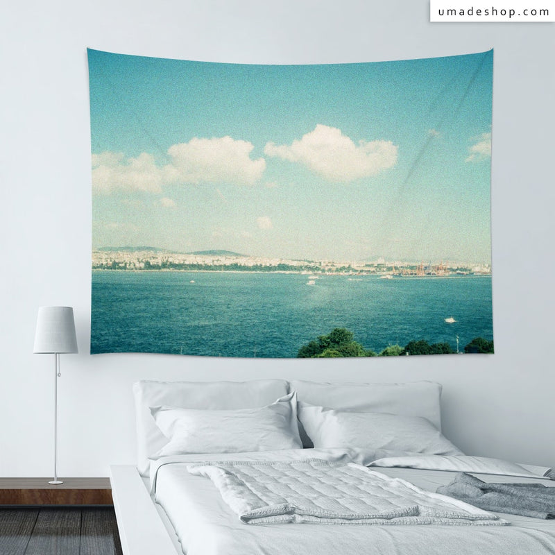 ★Wall Tapestry★ On The Road - WD
