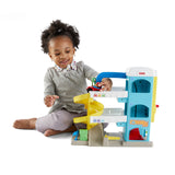 Fisher-Price Little People Wheelies Garage Playset