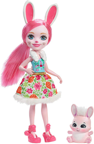Enchantimals Bunny Doll
