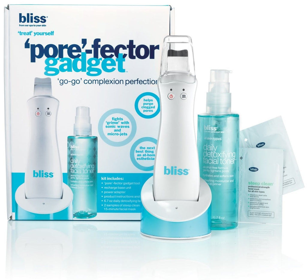 Bliss 'Pore'-Fector Gadget - (2 PRODUCTS)