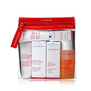 Clarins 6pcs Take-Off Essentials Set