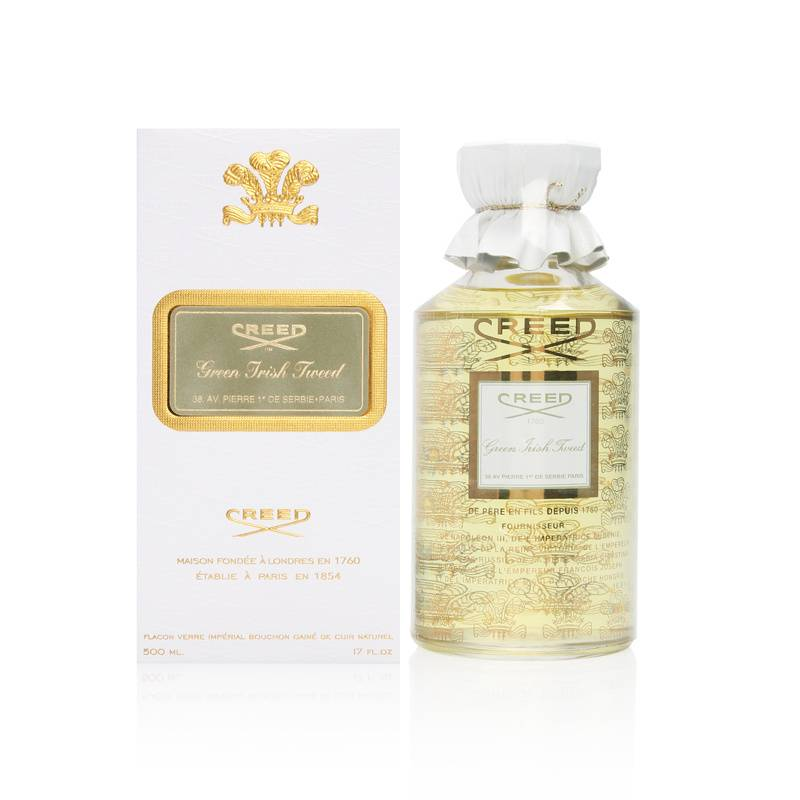 Creed Green Irish Tweed Eau de Parfum Spray - 500ml