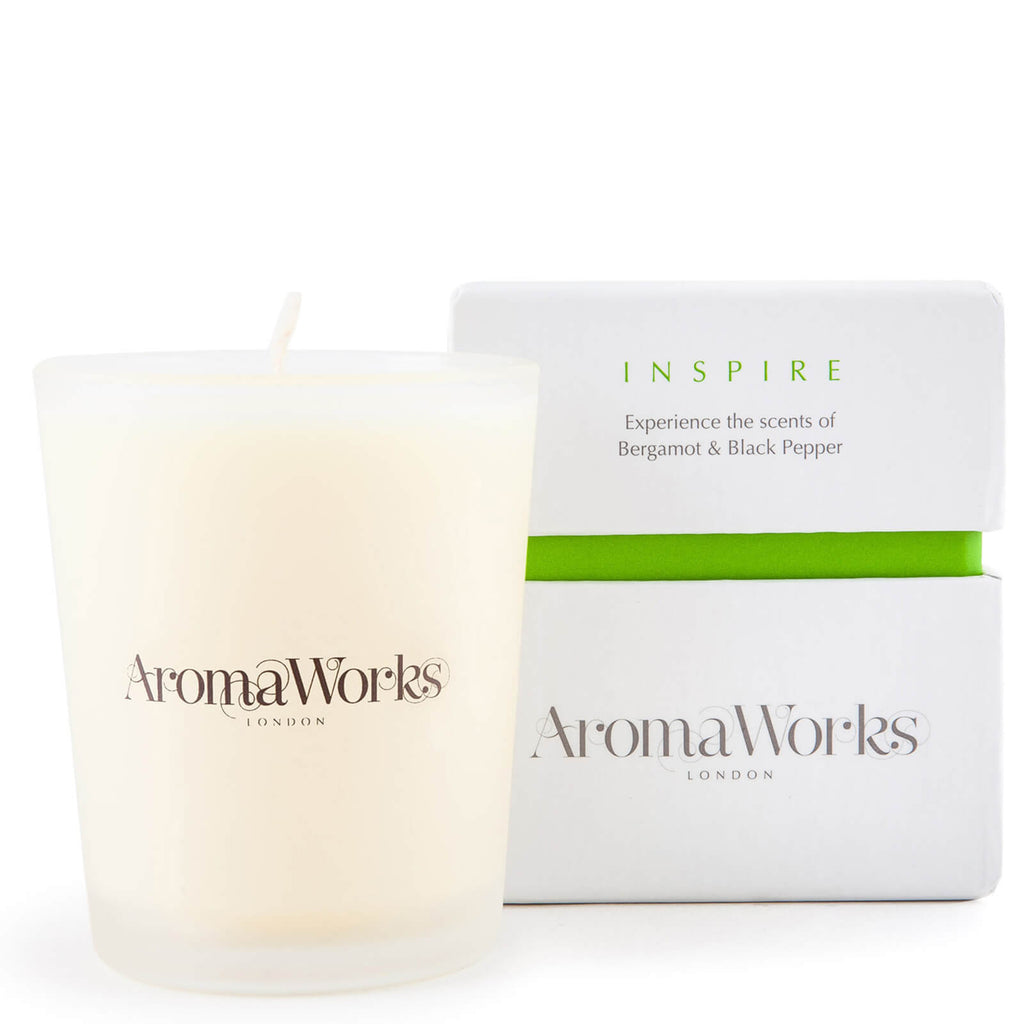 AromaWorks Inspire Candle - 10cl