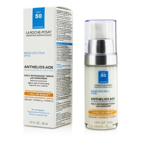 La Roche Posay Anthelios AOX Daily Antioxidant Serum with Sunscreen for Face SPF 50 - 30ml/ 1oz