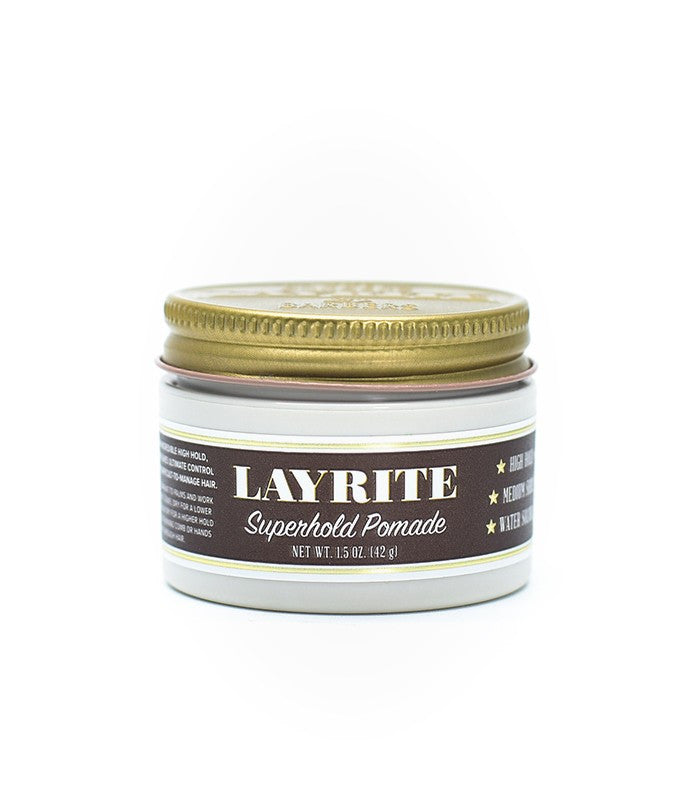 Layrite Superhold Pomade - 42g/1.5oz