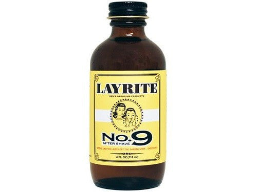 Layrite Bayrum Aftershave - 113g/4oz
