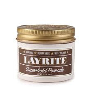 Layrite Superhold Pomade - 120g/4.25oz