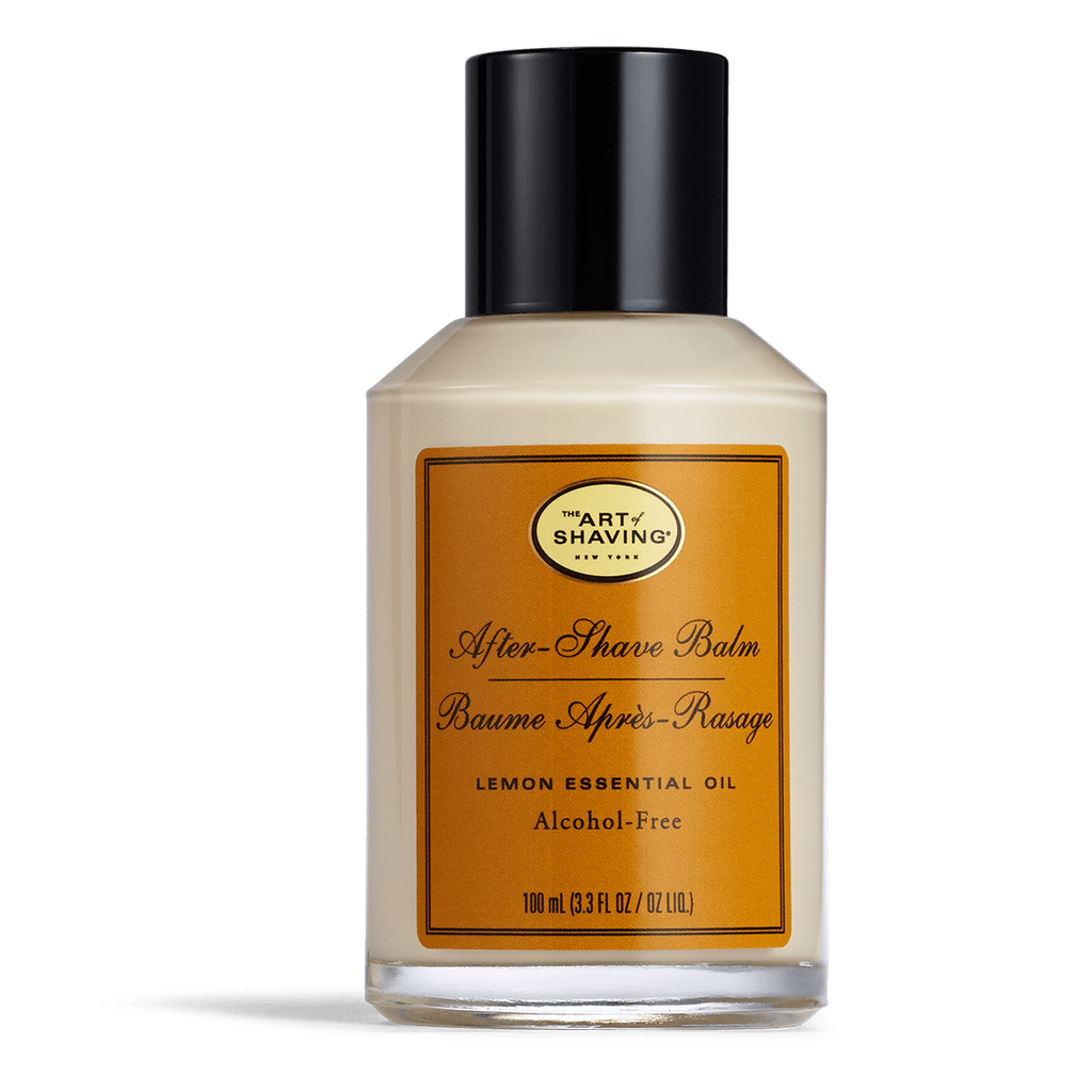The Art Of Shaving After Shave Balm - Lemon Essential Oil - 100ml