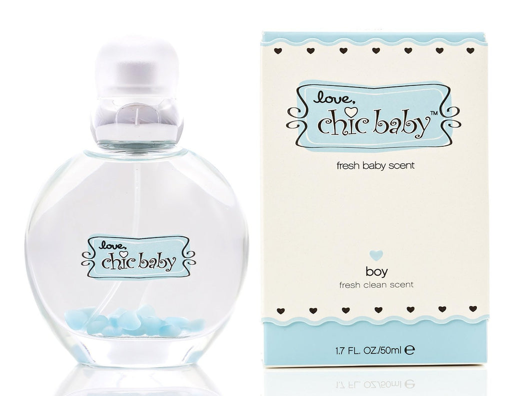 Love Chic Baby Fresh Baby Scent Boy - 50ml