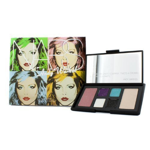 NARS - Andy Warhol Collection Debbie Harry Eye And Cheek Palette
