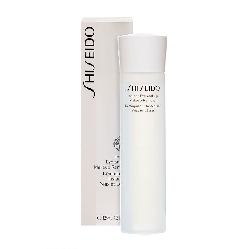 Shiseido The Skincare Instant Eye and Lip Makeup Remover - 125 ml