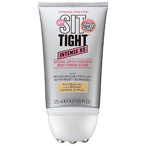 Soap and Glory Sit Tight Intense XS Targeted Skin Firming Body Serum - 125ml/ 4.2oz