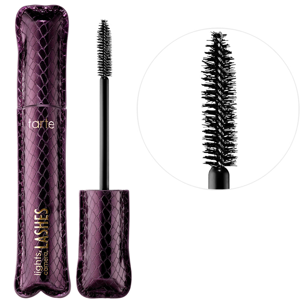 TARTE Lights, Camera, Lashes 4-in-1 Mascara Trial Size - 4ml