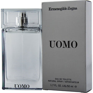 Ermenegildo Zegna Uomo Eau De Toilette for Men - 50ml
