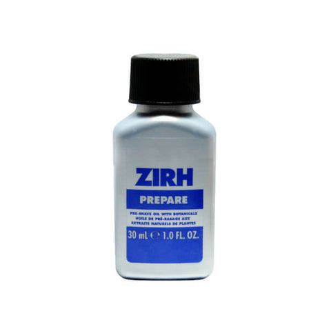 Zirh Prepare Botanical Pre Shave Oil - 30ml
