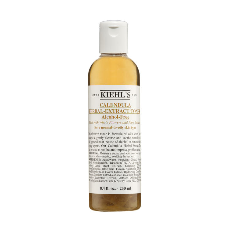 Kiehls Calendula Herbal Extract Alcohol-Free Toner - 250ml/8.4oz