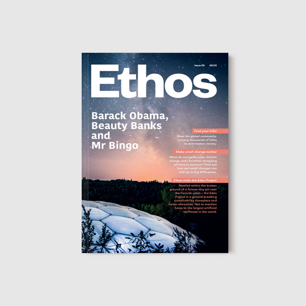 Ethos magazine - issue 8 (wholesale only)
