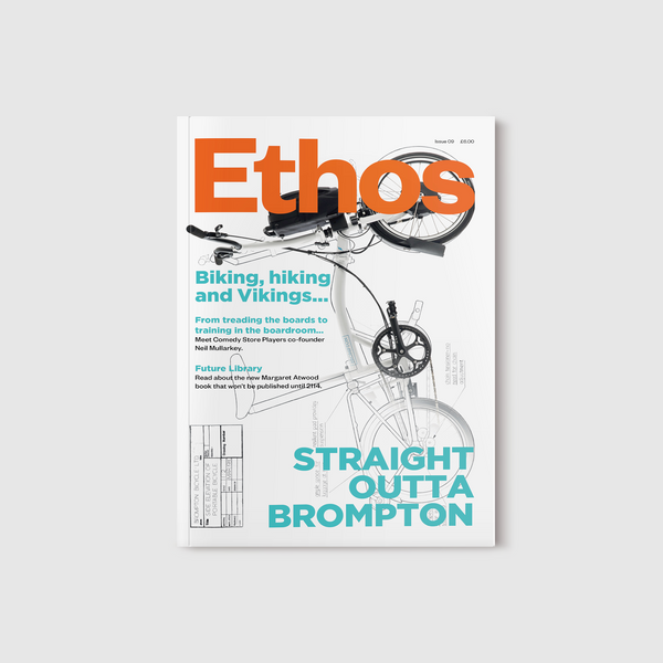 Ethos magazine - issue 9 (wholesale only)
