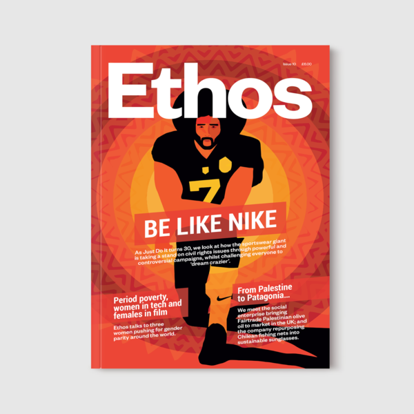 Ethos magazine - 4 issue subscription (issues 10-13)