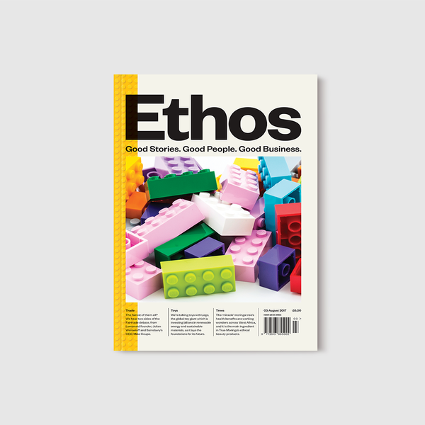 Ethos magazine - issue 3 (wholesale only)