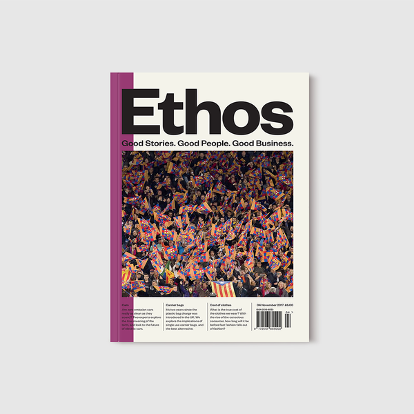 Ethos magazine - issue 4 (wholesale only)