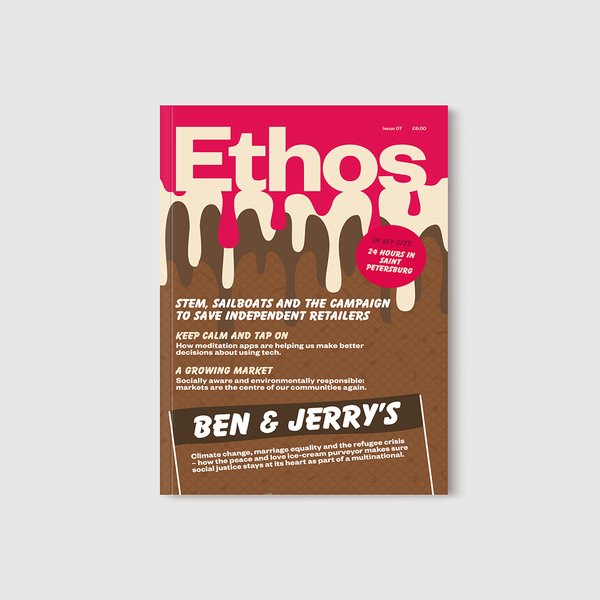 Ethos Magazine - issue 7 (wholesale only)