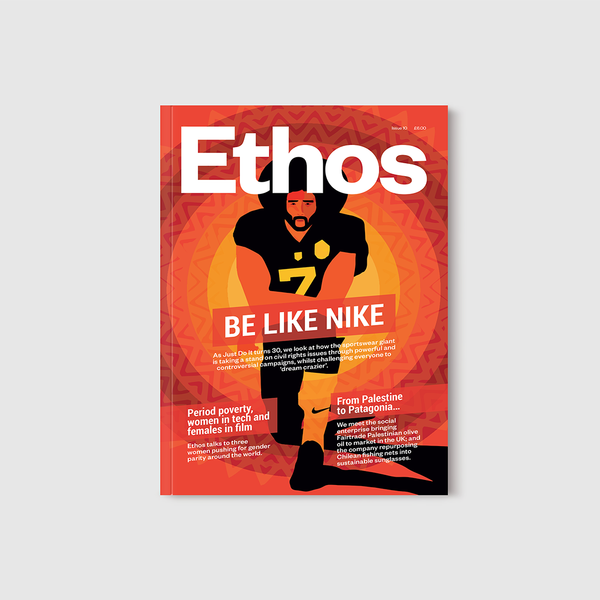 Ethos magazine - issue 10 (wholesale only)