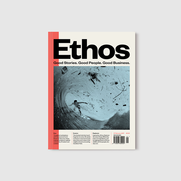 Ethos magazine - issue 1
