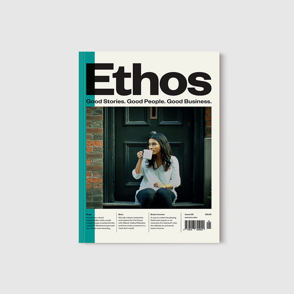 Ethos Magazine - issue 5 (wholesale only)