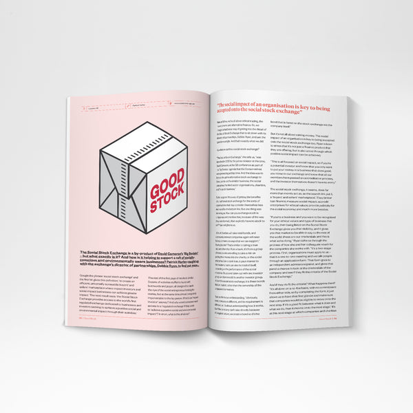 Ethos magazine - issue 2