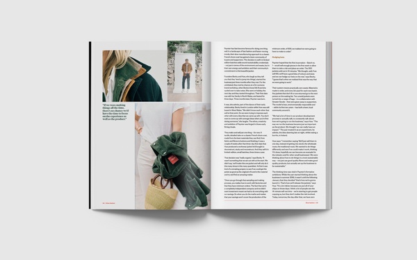 Ethos magazine, issue 13