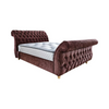 Signature Bespoke Sleigh Bed-Bed-Chic Concept