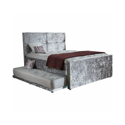 Bespoke Space Saver Bed with 3FT Pull Out Trundle Guest Bed-Guest Bed-Chic Concept
