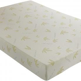 Aloe Vera Reflex and Memory Foam Mattress-Memory Foam Mattress-Chic Concept