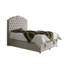 Amelia Chesterfield Bespoke Ottoman Bed at Chic Concept
