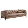 Baltimore Chesterfield Genuine Italian Leather Sofa-Chesterfield Sofa-Chic Concept
