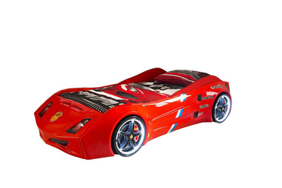 Children's Novelty Aventador Race Car Bed Red-3FT Single-Children's Bed-Chic Concept