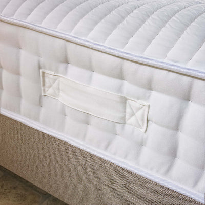 Contour 3000 Pocket Sprung Latex Hand Stitched Border Mattress-Pocket Sprung Mattress-Chic Concept