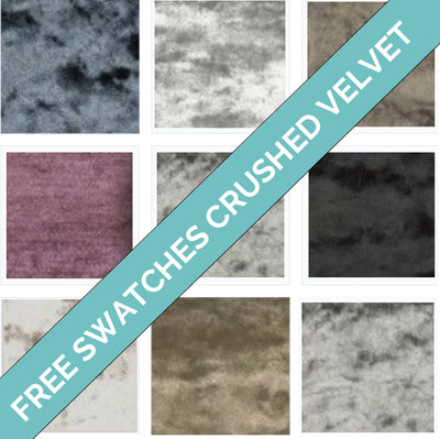 Crushed Velvet Swatches-Chic Concept