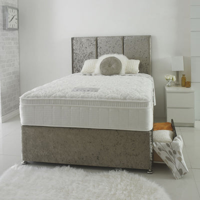 Celebration 1800 Pocket Sprung Deluxe Micro Quilted Mattress-Pocket Sprung Mattress-Chic Concept