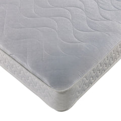 3FT Single- Orthopaedic Open Coil Damask Quilted Mattress-Orthopaedic Mattress-Chic Concept